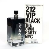 212 VIP Black 100ml - Carolina Herrera